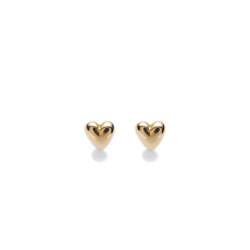 Enibas Croí Álainn Heart Stud Earrings SALE